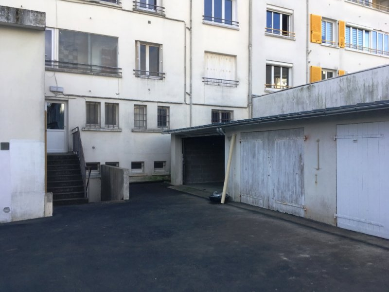Garage Parking A Louer Saint Nazaire Cabinet Olivier