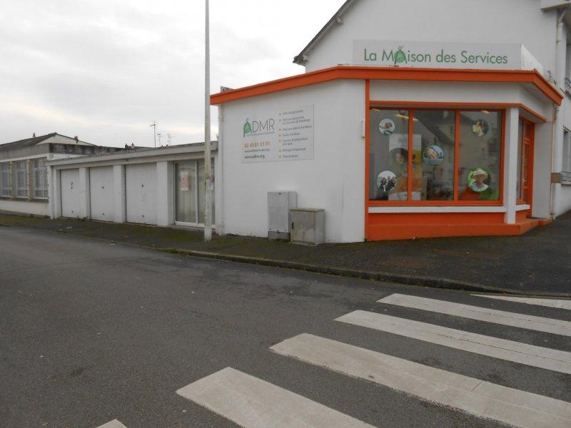 Saint-Nazaire<br>Garage / parking