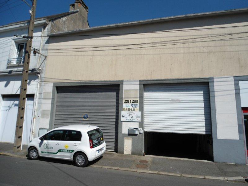 Entrepôt Saint-Nazaire - photo