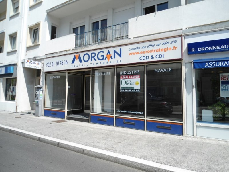 Saint-Nazaire<br>Local commercial