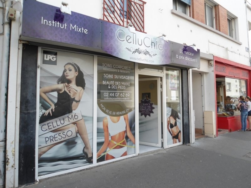 Saint-Nazaire<br>Local commercial