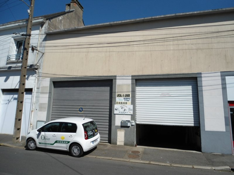 Saint-Nazaire<br>Local professionnel