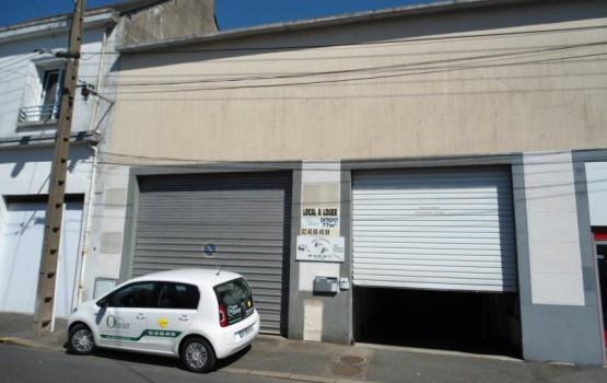 Entrepôt Saint-Nazaire