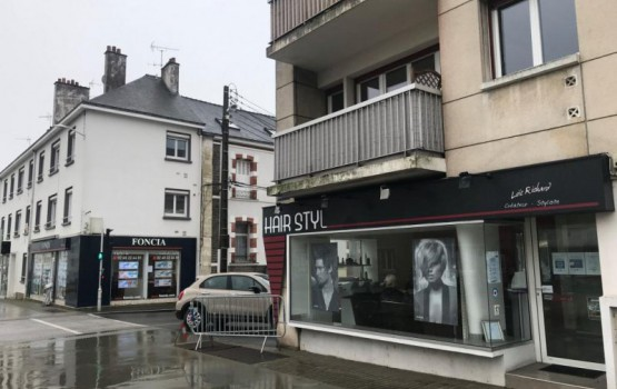 Local commercial Saint-Nazaire